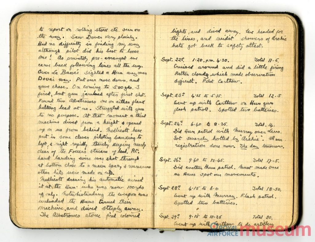 24.02.1918: Bernard\'s Duties (1915-1916) | Bernards Dienste (1915 ...